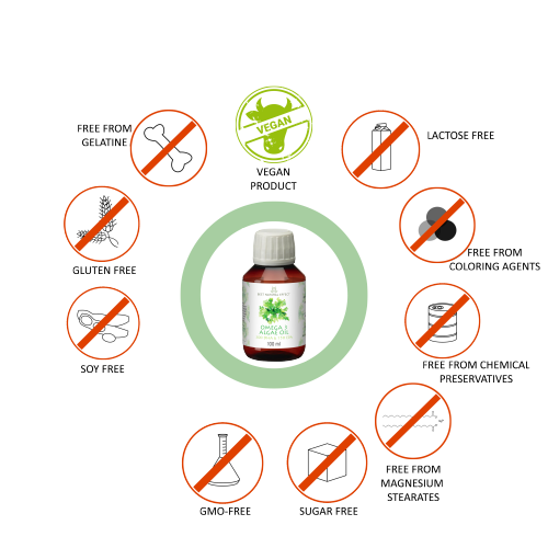 ALLERGEN INFO ALGAE oil png