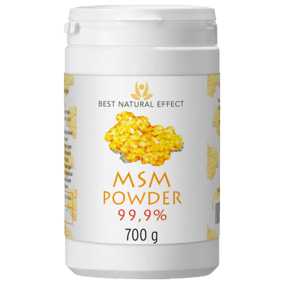msm powder 99,9% 700g mesh factor 60-80 best natural effect